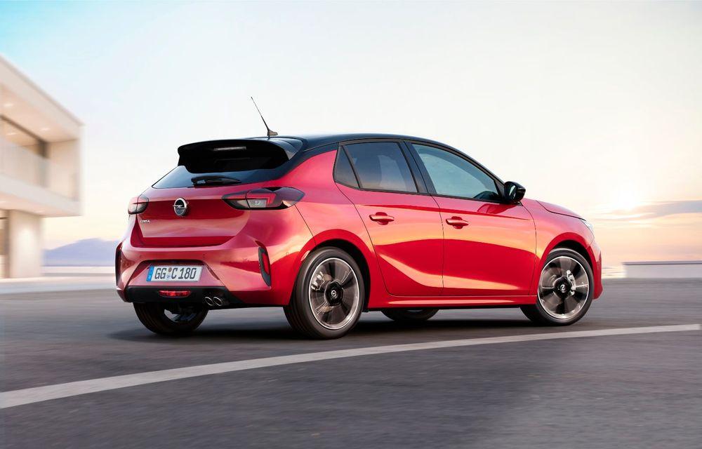 Prețuri Opel Corsa în România: modelul de clasă mică pornește de la 12.560 de euro - Poza 5