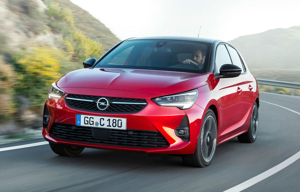 Prețuri Opel Corsa în România: modelul de clasă mică pornește de la 12.560 de euro - Poza 1
