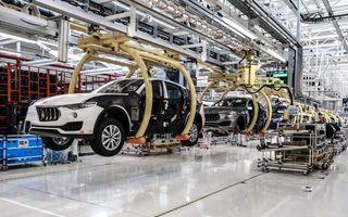 Fiat-Chrysler vrea producție proprie de baterii pentru mașini electrice și hibride: grupul investește 50 de milioane de euro la Torino