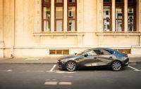 Test drive Mazda 3 Sedan