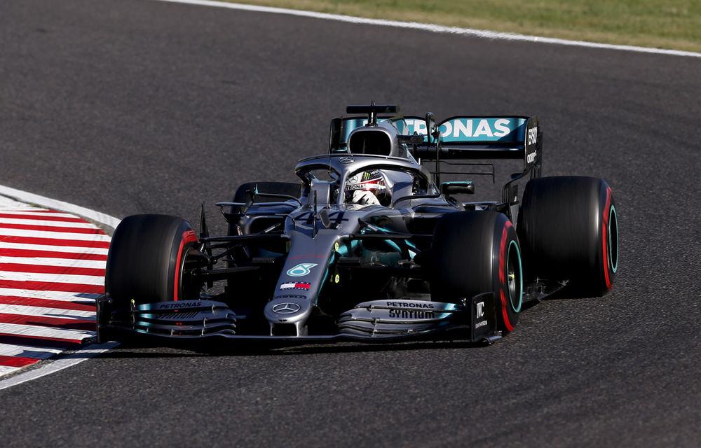 """Hamilton anticipează o cursă dificilă în Mexic: """"Nu cred că voi câștiga titlul aici, este una dintre cele mai grele curse ale anului"""" - Poza 1"""