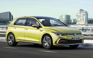 """Acesta este noul Volkswagen Golf: primele imagini cu modelul compact, """"scăpate"""" pe internet înainte de prezentarea oficială"""