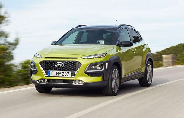 Hyundai Kona va primi o versiune de performanță N: SUV-ul asiaticilor ar putea oferi peste 200 de cai putere - Poza 1