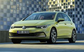 Volkswagen Golf 8 se prezintă oficial: două versiuni hibride plug-in, variante mild-hybrid, dar și TDI-uri dezvoltate de la zero