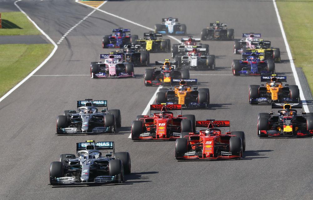 Avancronica Marelui Premiu al Mexicului: Hamilton poate cuceri matematic al șaselea titlu mondial - Poza 1