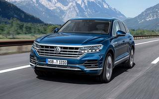 Primul model hibrid în gama de performanță de la Volkswagen: Touareg R plug-in hybrid va fi lansat în 2020, iar vânzările vor începe din 2021