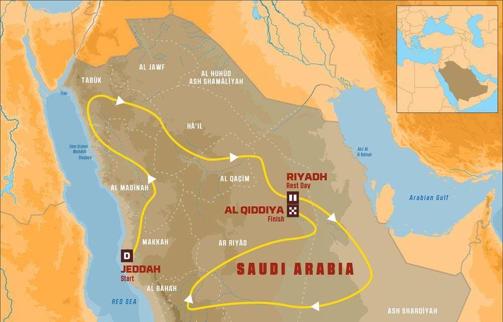 Alonso va concura în Raliul Dakar 2020: spaniolul va conduce un Toyota Hilux în competiția din Arabia Saudită - Poza 2