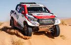 Alonso va concura în Raliul Dakar 2020: spaniolul va conduce un Toyota Hilux în competiția din Arabia Saudită