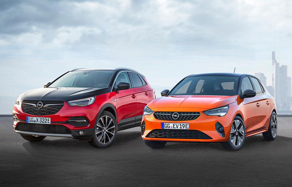 8 modele electrificate în gama Opel până la finalul anului 2021: versiune electrică pentru succesorul SUV-ului Mokka X și variantă electrificată pentru viitorul Astra - Poza 1