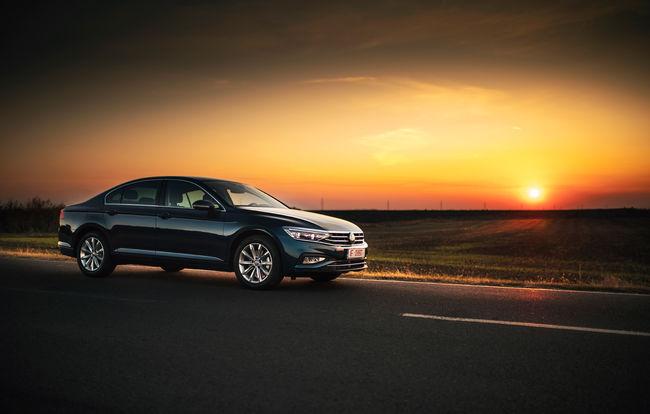 Test drive Volkswagen Passat facelift