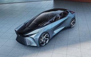 Detalii despre primul model electric Lexus: va avea funcție de condus autonom pe autostradă