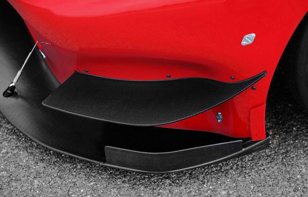 Faceți cunoștință cu Ferrari 488 GT3 EVO: elemente aerodinamice noi, ampatament mai mare și pachet special pentru curse de anduranță de 24 de ore - Poza 6