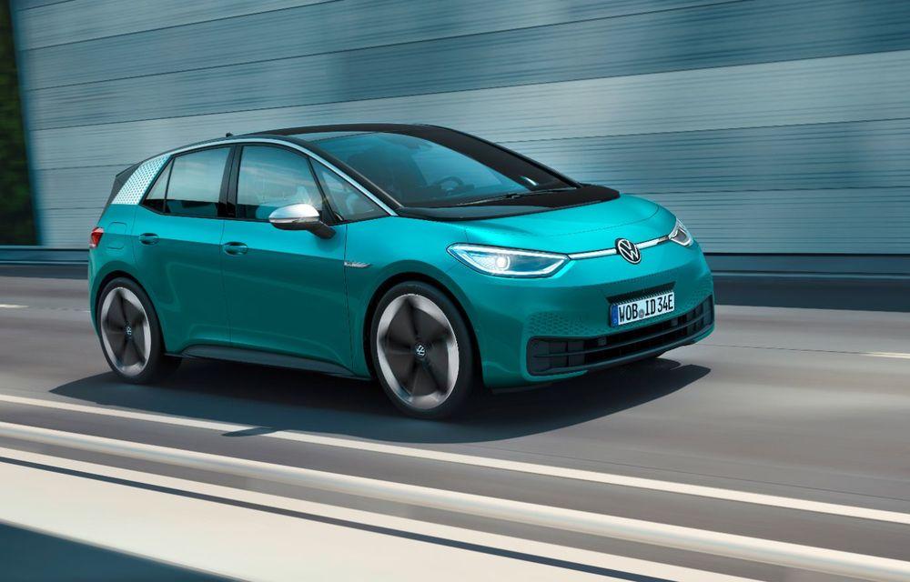 Volkswagen vrea producție anuală de un milion de electrice, până în 2022: nemții vor deschide două fabrici noi în China - Poza 1