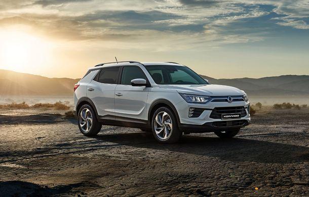 Prețuri pentru SsangYong Korando în România: SUV-ul asiatic pornește de la aproape 19.500 de euro. Promoție de lansare de la 17.990 de euro - Poza 3
