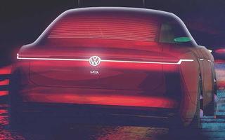 Volkswagen va lansa un nou concept electric în gama ID: prezentarea va avea loc în 19 noiembrie