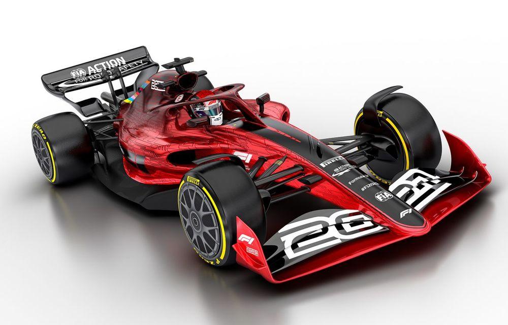 Formula 1 prezintă designul monoposturilor pentru sezonul 2021: noutățile tehnice vor asigura mai multe dueluri pe circuit - Poza 2