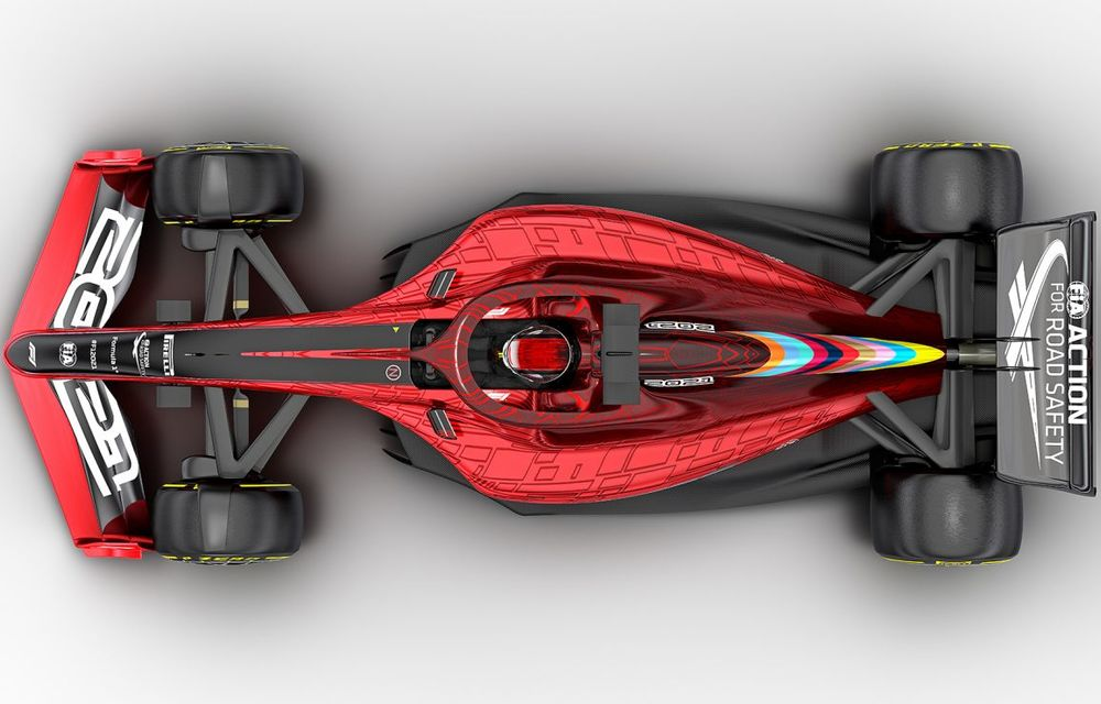 Formula 1 prezintă designul monoposturilor pentru sezonul 2021: noutățile tehnice vor asigura mai multe dueluri pe circuit - Poza 7