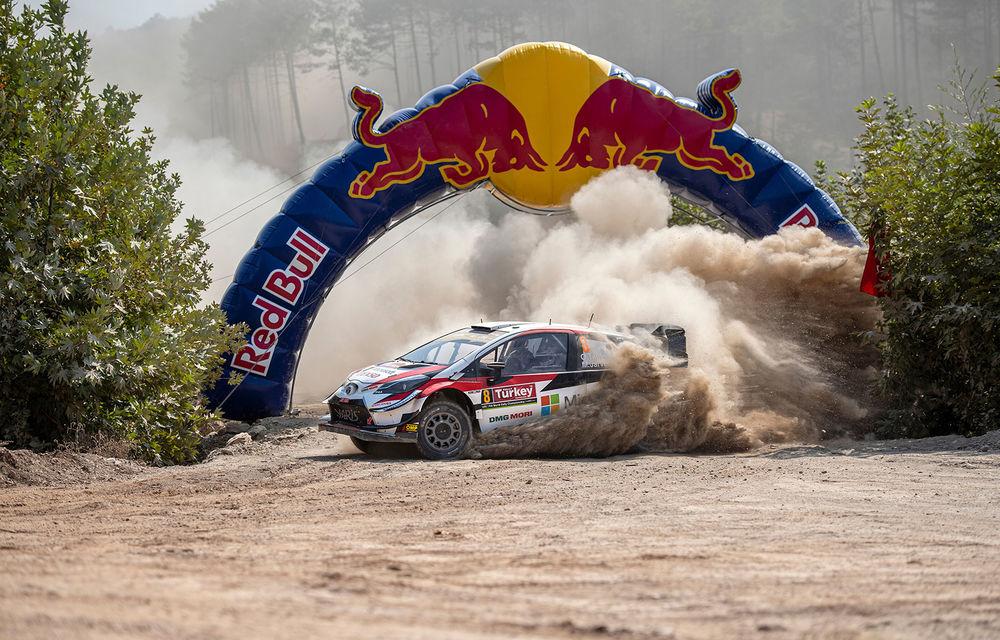 Ott Tanak, noul campion mondial de raliuri, se desparte de Toyota: estonianul a semnat cu Hyundai - Poza 1