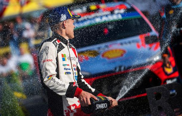 Ott Tanak, noul campion mondial de raliuri, se desparte de Toyota: estonianul a semnat cu Hyundai - Poza 2