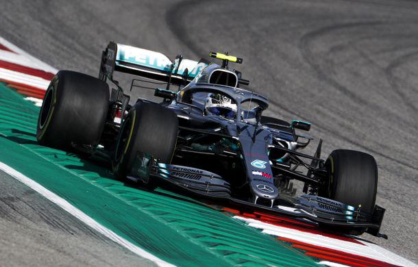 Bottas va pleca din pole position în cursa din Statele Unite! Hamilton, doar locul 5 - Poza 1