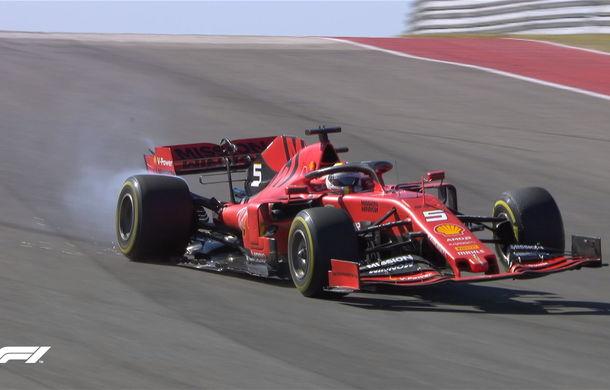 Bottas a câștigat cursa din Statele Unite! Hamilton a devenit campion mondial pentru a șasea oară - Poza 2