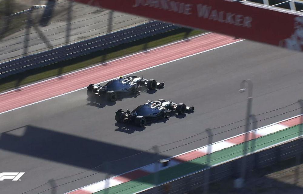 Bottas a câștigat cursa din Statele Unite! Hamilton a devenit campion mondial pentru a șasea oară - Poza 4