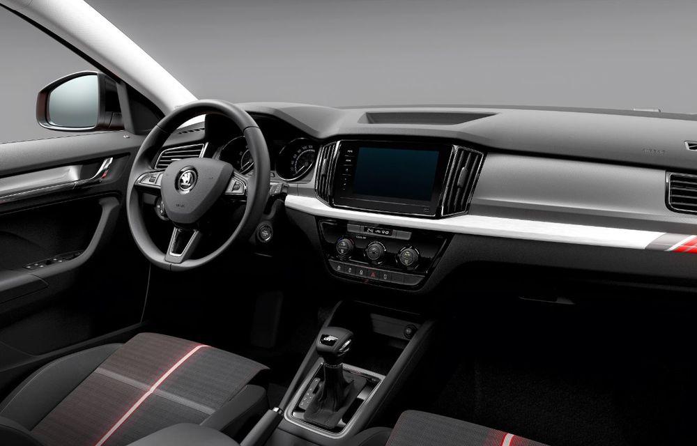 Skoda a lansat Kamiq GT: noul SUV-ul coupe va fi disponibil doar pe piața din China - Poza 17