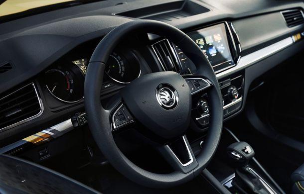 Skoda a lansat Kamiq GT: noul SUV-ul coupe va fi disponibil doar pe piața din China - Poza 19