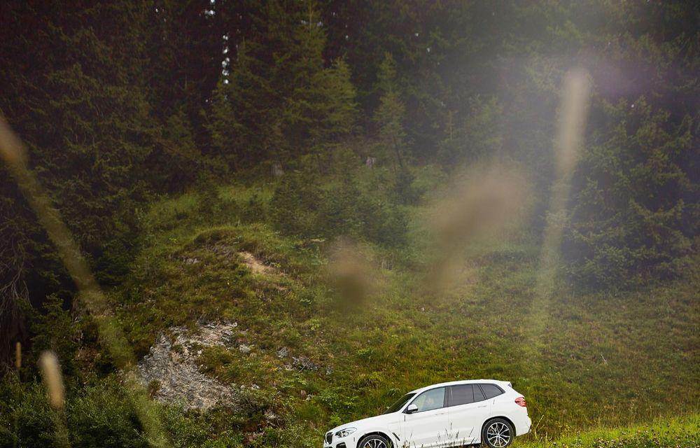 Informații noi despre versiunea plug-in hybrid a SUV-ului BMW X3: 292 de cai putere și autonomie electrică de până la 46 de kilometri - Poza 14