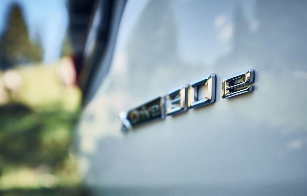 Informații noi despre versiunea plug-in hybrid a SUV-ului BMW X3: 292 de cai putere și autonomie electrică de până la 46 de kilometri - Poza 15