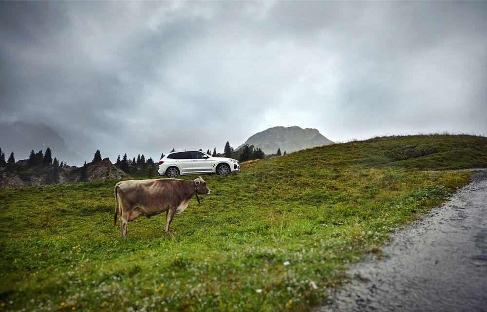 Informații noi despre versiunea plug-in hybrid a SUV-ului BMW X3: 292 de cai putere și autonomie electrică de până la 46 de kilometri - Poza 11