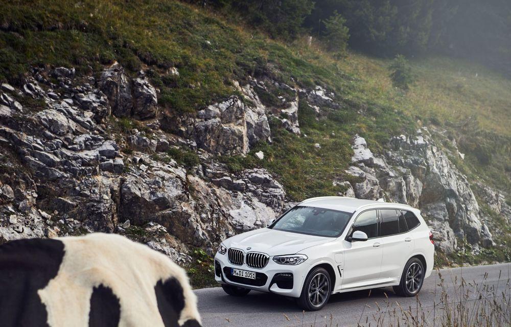Informații noi despre versiunea plug-in hybrid a SUV-ului BMW X3: 292 de cai putere și autonomie electrică de până la 46 de kilometri - Poza 9