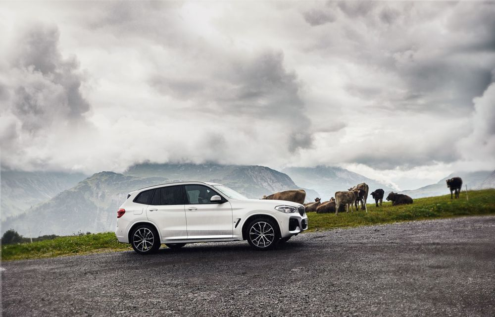 Informații noi despre versiunea plug-in hybrid a SUV-ului BMW X3: 292 de cai putere și autonomie electrică de până la 46 de kilometri - Poza 6