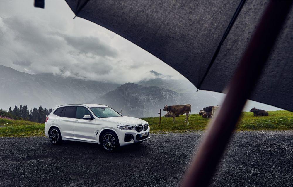 Informații noi despre versiunea plug-in hybrid a SUV-ului BMW X3: 292 de cai putere și autonomie electrică de până la 46 de kilometri - Poza 4