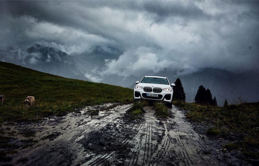 Informații noi despre versiunea plug-in hybrid a SUV-ului BMW X3: 292 de cai putere și autonomie electrică de până la 46 de kilometri - Poza 7