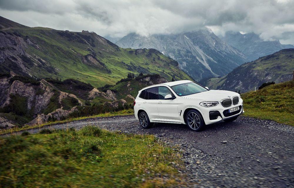 Informații noi despre versiunea plug-in hybrid a SUV-ului BMW X3: 292 de cai putere și autonomie electrică de până la 46 de kilometri - Poza 8