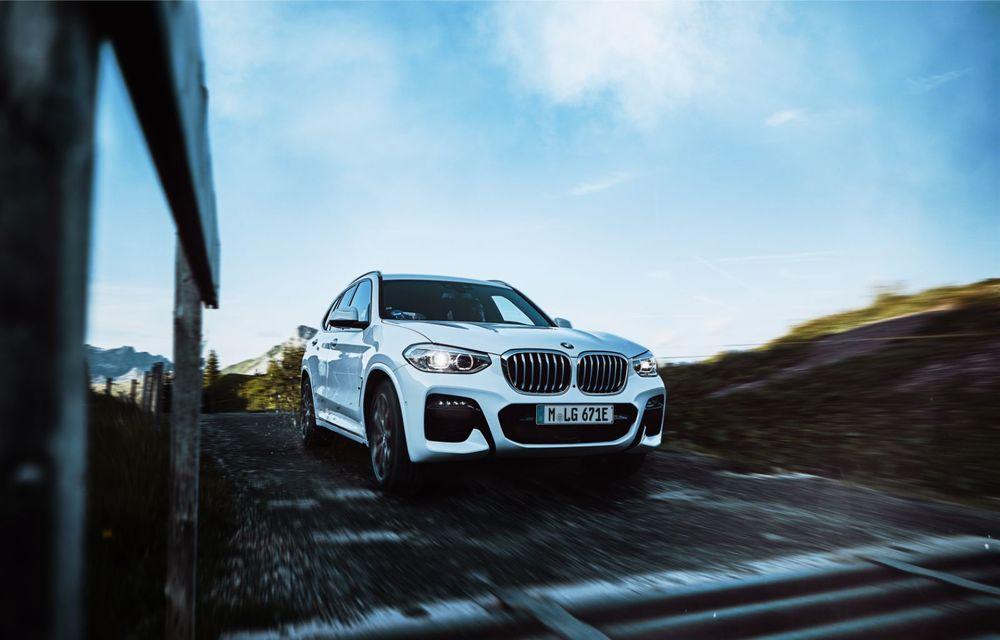 Informații noi despre versiunea plug-in hybrid a SUV-ului BMW X3: 292 de cai putere și autonomie electrică de până la 46 de kilometri - Poza 2
