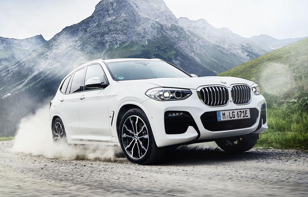 Informații noi despre versiunea plug-in hybrid a SUV-ului BMW X3: 292 de cai putere și autonomie electrică de până la 46 de kilometri - Poza 1