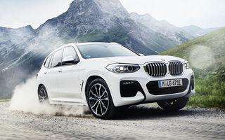 Informații noi despre versiunea plug-in hybrid a SUV-ului BMW X3: 292 de cai putere și autonomie electrică de până la 46 de kilometri
