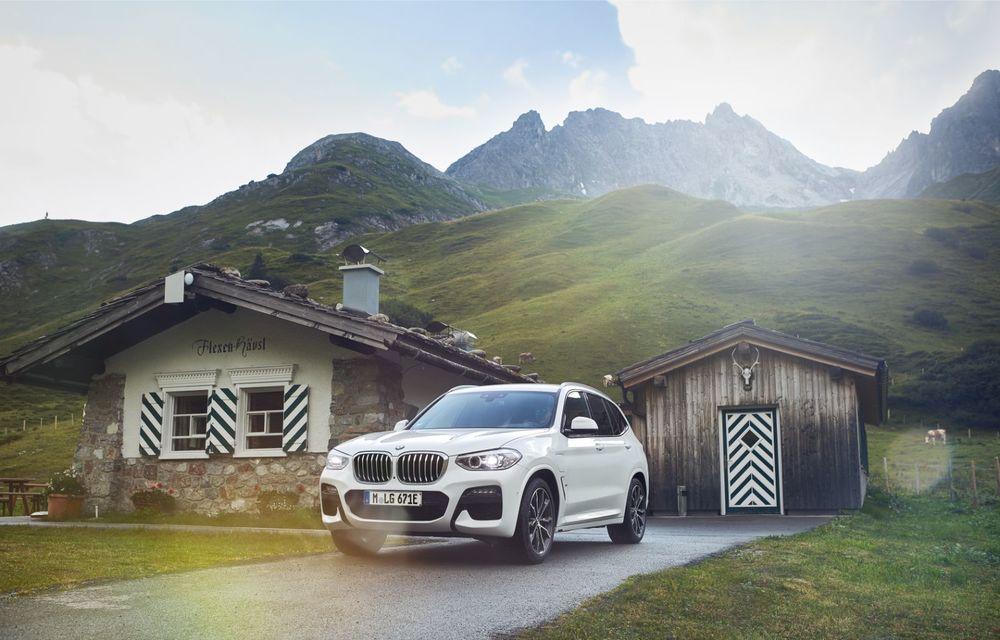 Informații noi despre versiunea plug-in hybrid a SUV-ului BMW X3: 292 de cai putere și autonomie electrică de până la 46 de kilometri - Poza 3