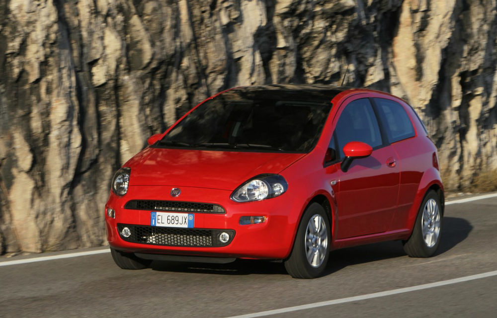 Fiat vrea să revină în segmentul subcompact: italienii ar putea folosi platforma Grupului PSA Peugeot-Citroen - Poza 1