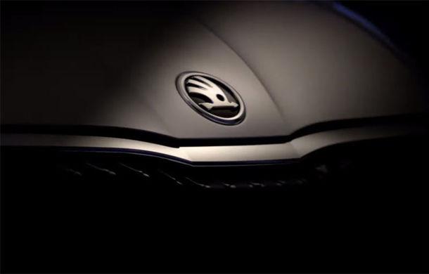 Primul teaser video cu viitoarea generație Skoda Octavia: modelul producătorului ceh va fi prezentat în 11 noiembrie - Poza 1