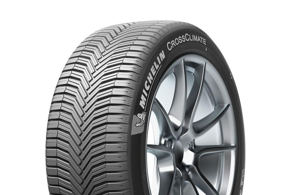 Propunerile Michelin pentru sezonul rece: anvelopa de iarnă Alpin 6 și pneul all-season CrossClimate+ - Poza 3