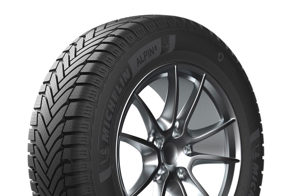 Propunerile Michelin pentru sezonul rece: anvelopa de iarnă Alpin 6 și pneul all-season CrossClimate+ - Poza 2