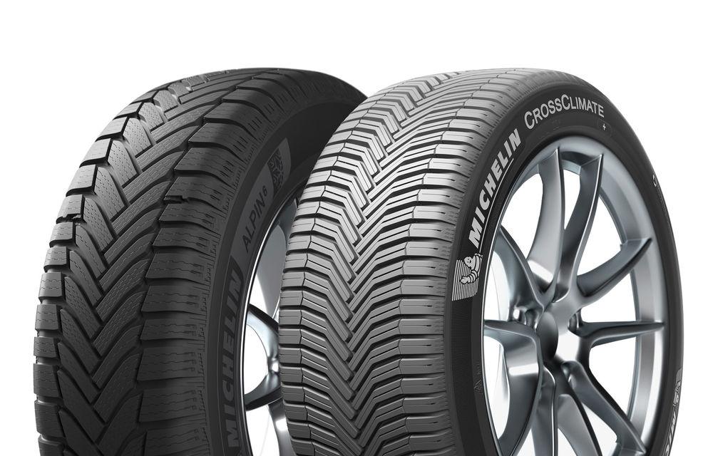 Propunerile Michelin pentru sezonul rece: anvelopa de iarnă Alpin 6 și pneul all-season CrossClimate+ - Poza 1