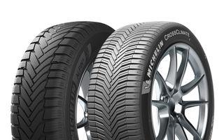 Propunerile Michelin pentru sezonul rece: anvelopa de iarnă Alpin 6 și pneul all-season CrossClimate+