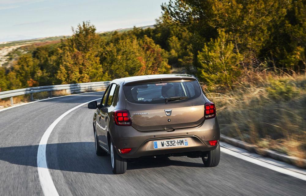 Înmatriculările Dacia au crescut în Franța cu aproape 23% în luna octombrie: Sandero rămâne pe locul 5 în topul modelelor - Poza 1
