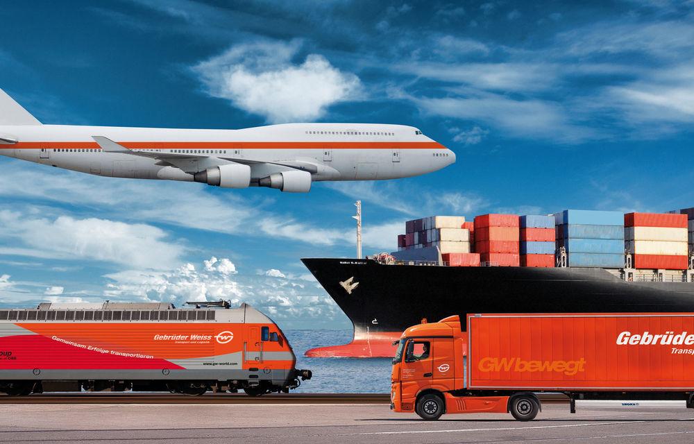 (P) Gebrüder Weiss: partener logistic strategic pentru industria auto - Poza 2