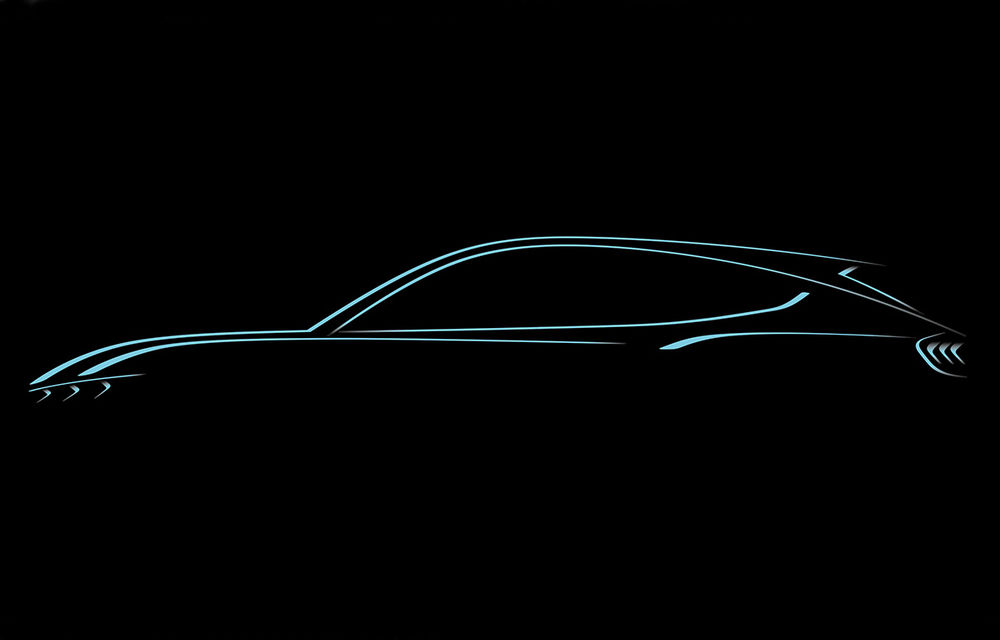 Ford semnează un parteneriat cu actorul Idris Elba: în 18 noiembrie, britanicul va împărți scena cu viitorul SUV electric - Poza 1