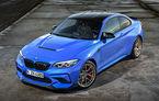 """Acesta este noul BMW M2 CS: primele imagini cu modelul de performanță, """"scăpate"""" pe internet înainte de prezentarea oficială"""